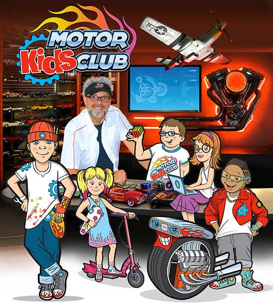 Motor Marc and the Motor Kids Club